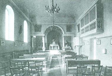 Вид здания после реставрации 1915